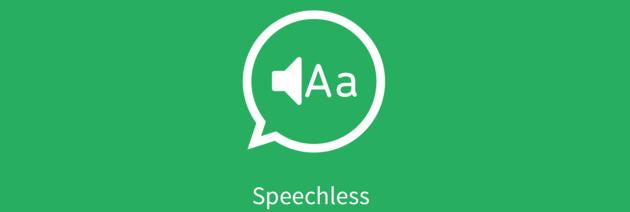 Speechless, come trasformare messaggi vocali in testo. Funziona con WhatsApp