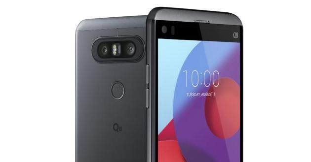 LG Q8 in Italia: display 5.2 Quad HD, fotocamera doppia, display secondario, Quad DAC 32-bit, Android 7 Nougat, Snap820