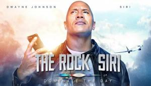 The Rock x Siri, il corto di Apple con Dwayne Johnson