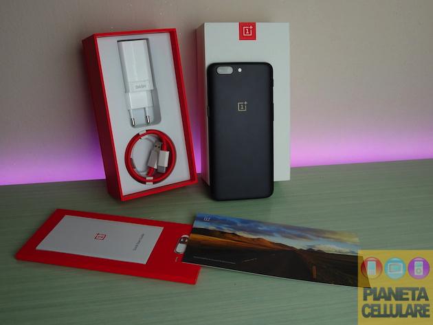 Recensione OnePlus 5, 8 GB di RAM e doppia fotocamera