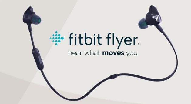 Fitbit Flyer, Auricolari wireless per il fitness