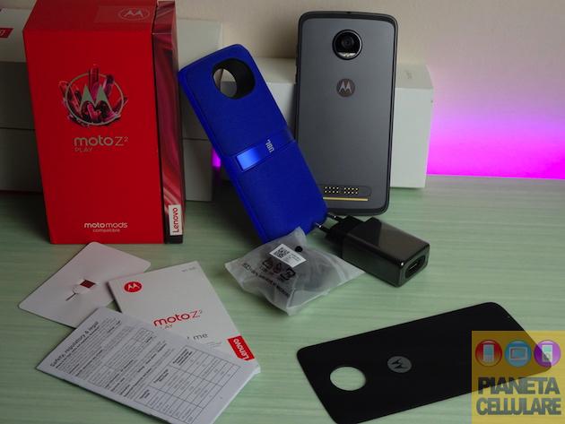Recensione Motorola Moto Z2 Play, parola d'ordine ottimizzazione