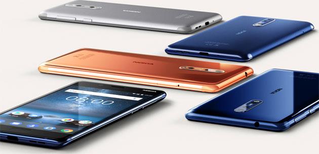 Nokia 8 ufficiale con doppia fotocamera, ottiche Zeiss e audio OZO: Foto, Specifiche e Prezzo di Nokia 8