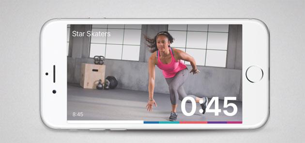Fitbit Coach, app di personal training by Fitbit