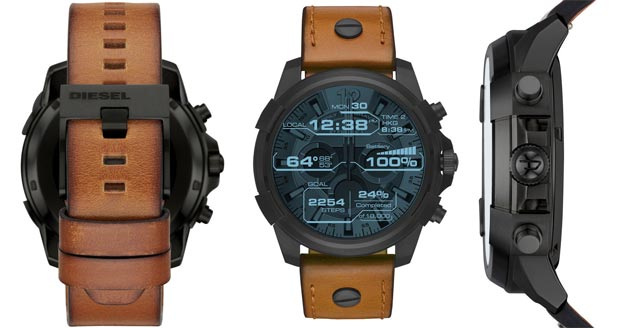 Diesel On Full Guard, primo smartwatch marchiato Diesel