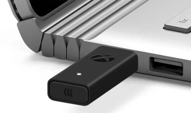 Microsoft, nuovo Xbox Wireless Adapter 2017