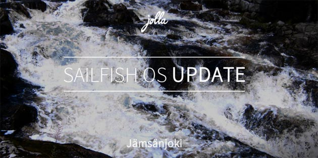 Foto Sailfish OS 2.1.1 Jamsanjoki disponibile, le Novita'