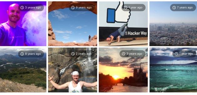 Facebook, nuovi modi per rivivere i ricordi con gli amici