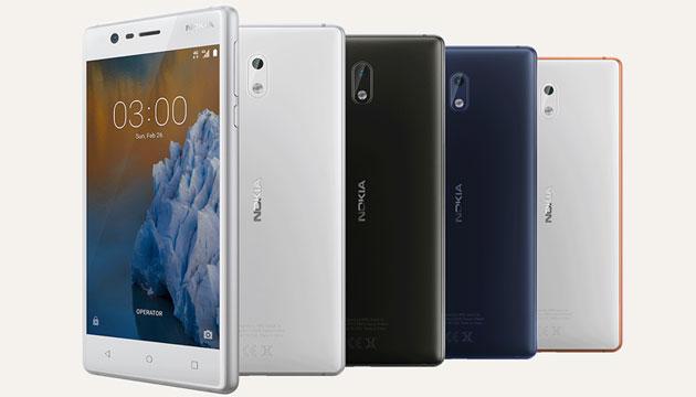 Foto Nokia 3 2018 o Nokia 3.1 in arrivo