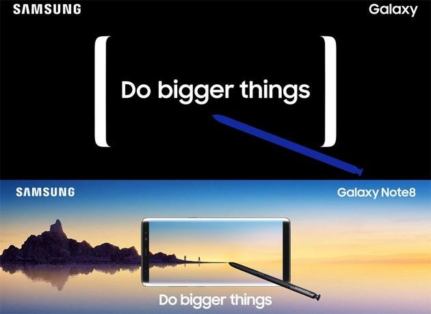 Galaxy Note8, Riassunto Specifiche e Caratteristiche previste