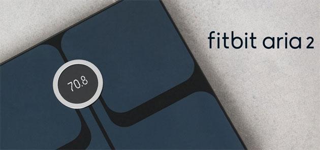 Fitbit Aria 2, bilancia smart Fitbit di seconda generazione