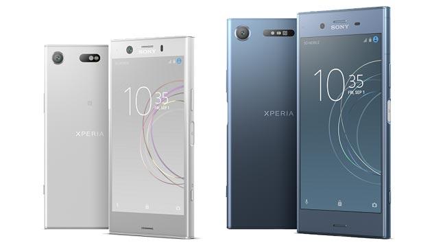 Sony Xperia XZ1 e XZ1 Compact ufficiali: Specifiche, Foto, Video, Prezzi