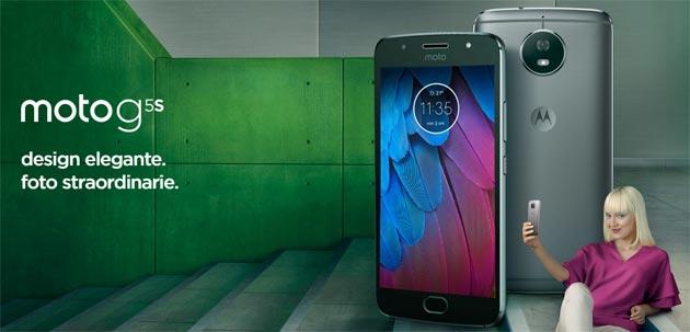 Moto G5S e Moto G5S Plus ufficiali: Specifiche, Foto e Prezzi