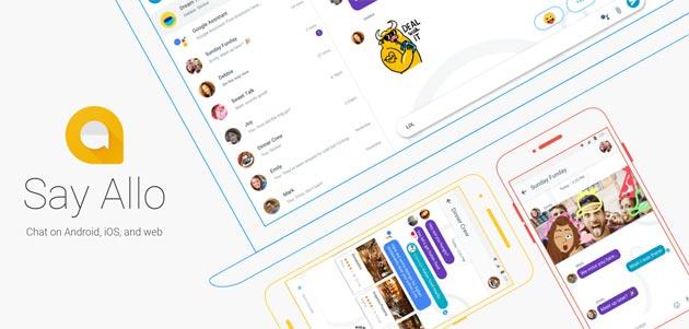 Google Allo su Desktop: come funziona il client Web di Allo