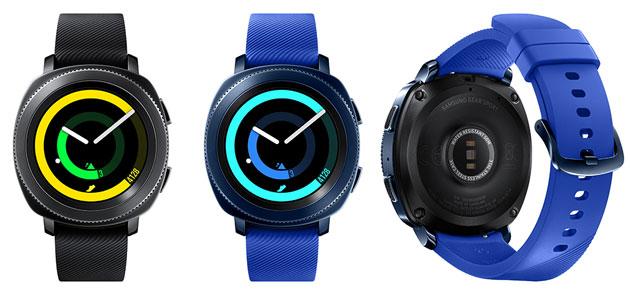 Samsung Gear Sport, smartwatch per sportivi e non in Italia