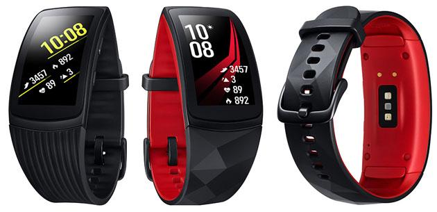 Samsung Gear Fit2 Pro, Fitness tracker anche per il nuoto in Italia