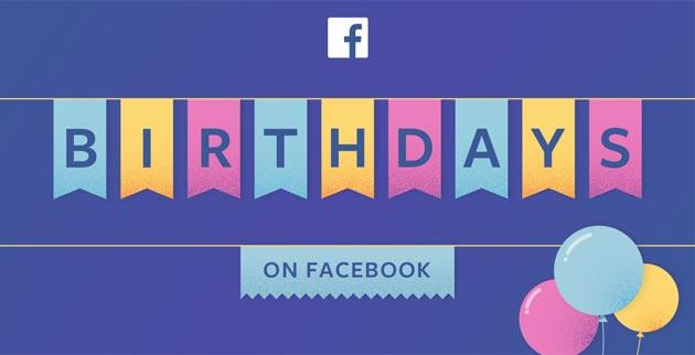 Facebook, nuovi strumenti per festeggiare compleanni: video automatici e raccolte fondi