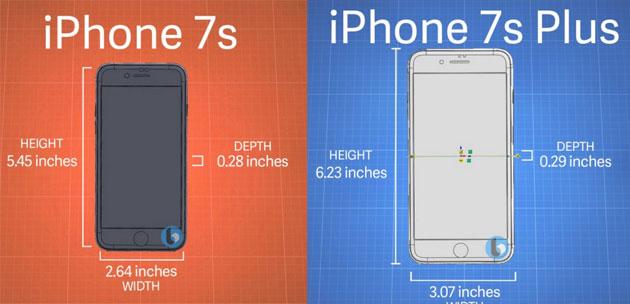 iPhone 7s e 7s Plus: riassunto caratteristiche previste e rumors