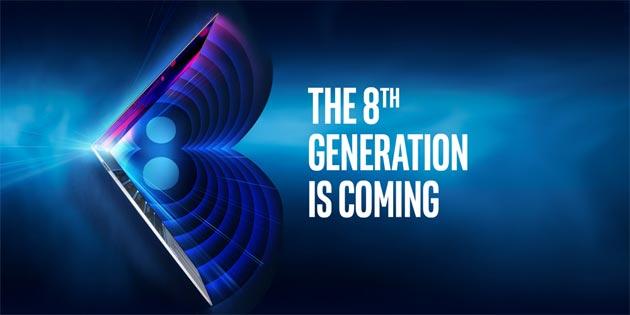 Intel Core di 8a generazione, presentazione il 21 Agosto in diretta su Facebook Live
