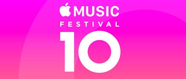 Apple termina il suo annuale Music Festival dopo 10 anni