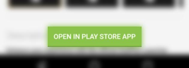 Google introduce pulsante 'Apri nel Play Store'