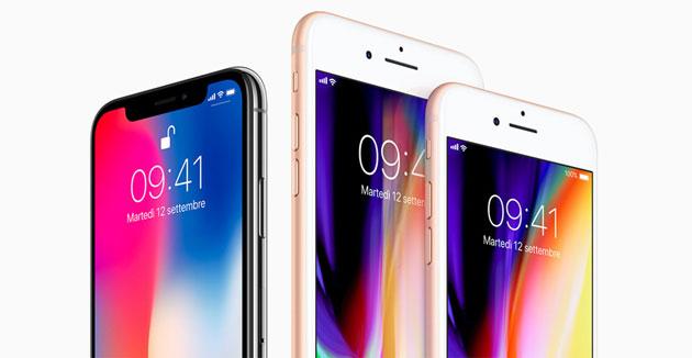 iPhone X e iPhone 8, KGI abbassa stima delle spedizioni