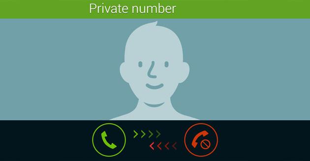 Smartphone, come fare chiamate anonime nascondendo numero al destinatario