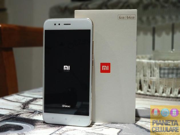 Recensione Xiaomi Mi5X, prodotto Top al giusto prezzo