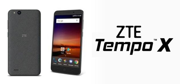 ZTE Tempo X, smartphone Android 7 Nougat economico con batteria rimovibile