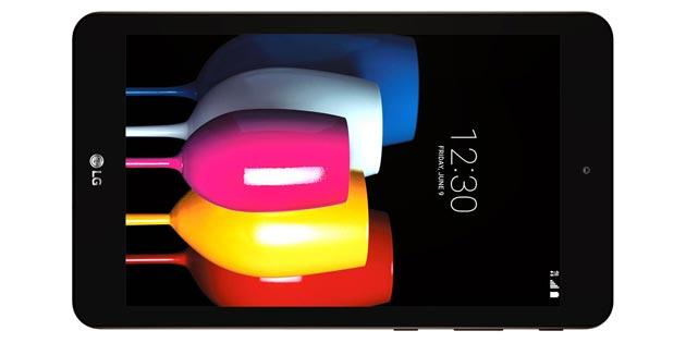 LG prepara nuovo tablet con Android Oreo