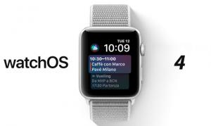 Apple watchOS 4.2.3 disponibile, Novita' e come aggiornare Apple Watch