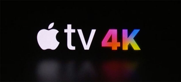 Apple TV 4K con HDR, specifiche complete. In Italia da 199 euro