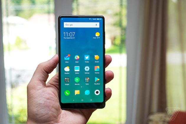 Xiaomi Mi Mix 2 in preordine in sconto in tutte le varianti