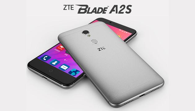 ZTE Blade A2S ufficiale: 5.2 pollici FHD, Android Nougat, 13MP e 5MP, CPU octa-core
