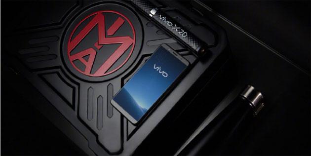 Vivo X20 arriverà il prossimo 21 settembre!
