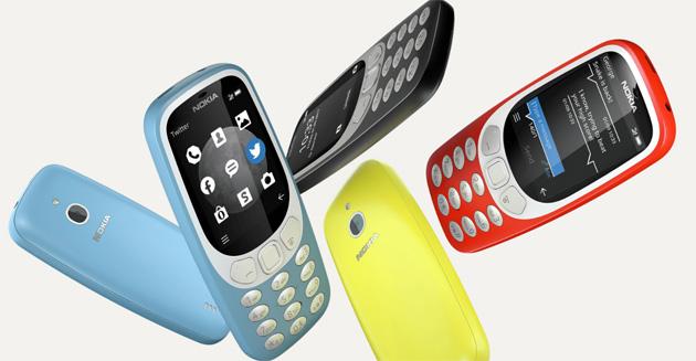 Nokia 3310 (2017) 3G è ufficiale