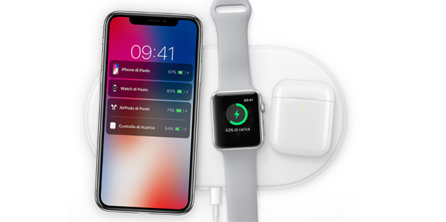 Foto Apple compra PowerbyProxi, azienda esperta in tecnologie di ricarica wireless