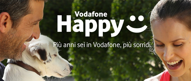 Foto Vodafone Happy Friday 22 Settembre: 10 euro per vedere film su Chili