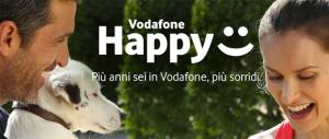 Vodafone Happy Friday 22 Settembre: 10 euro per vedere film su Chili