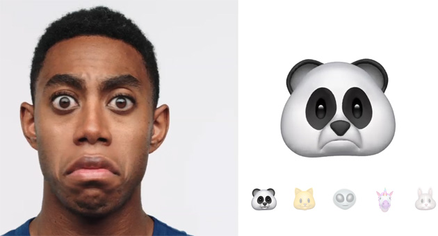 Animoji, emoji animate ed espressive di Apple
