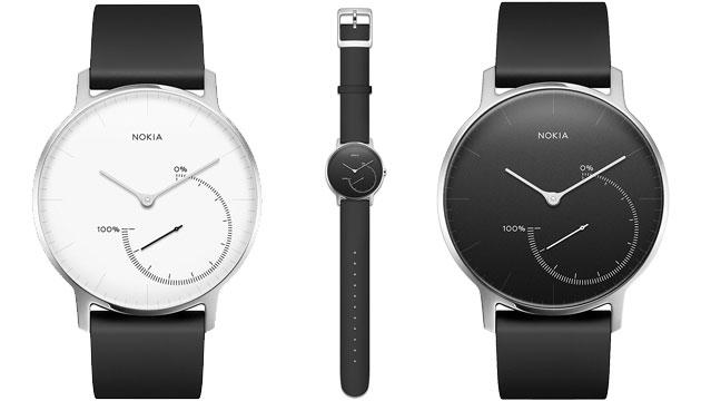 Nokia Steel, orologio che monitora attivita' e sonno. Steel HR anche la Frequenza Cardiaca