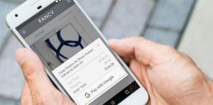 Pay with Google semplifica i pagamenti su web e app Android