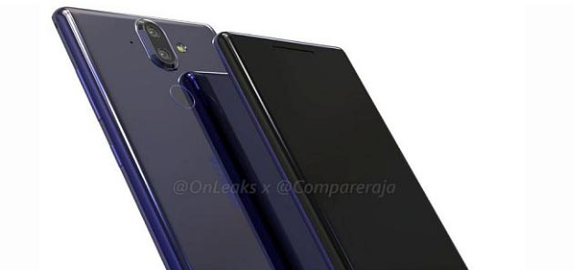 Nokia 9 si mostra in nuovo render video 360