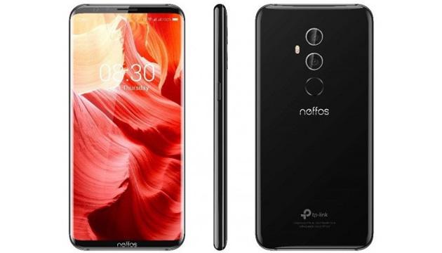 Neffos prepara smartphone premium con schermo 18:9 e Snapdragon 835