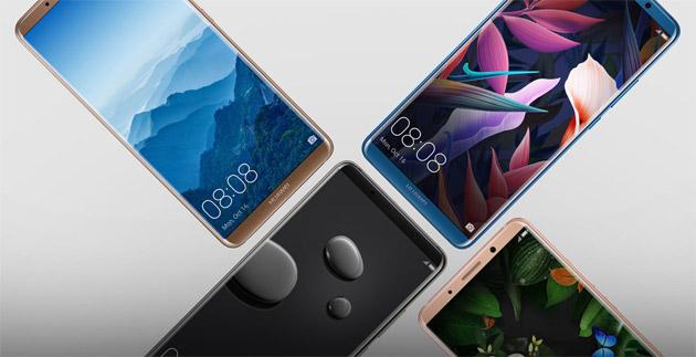 Foto Huawei EMUI 9.0 basato su Android 9 Pie atteso a IFA 2018