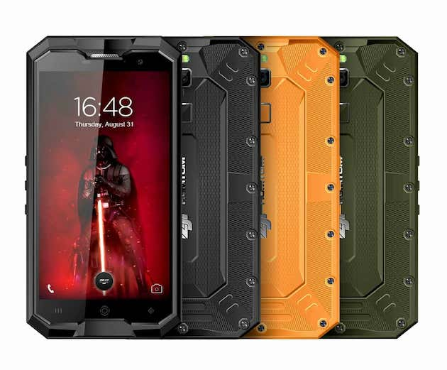 HomTom Zoji Z8, Smartphone economico e resistente in sconto