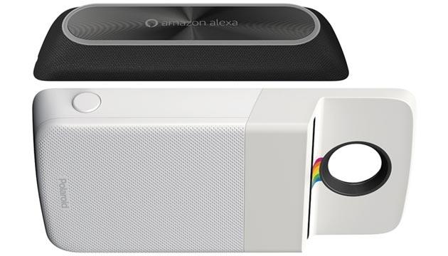 MotoMod Polaroid Insta-Share, stampante per telefoni modulari Motorola. In arrivo altoparlante con Alexa