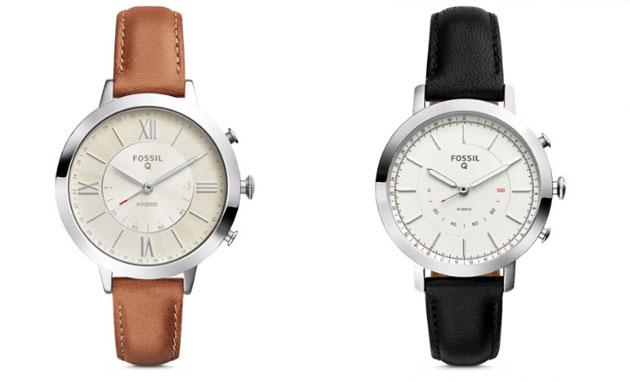 Fossil Q Neely e Q Jacqueline, piccoli smartwatch ibridi