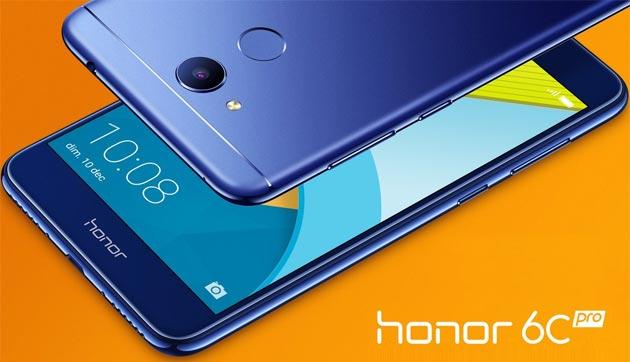 Honor 6C Pro ufficiale, Honor 6C con processore potenziato e Android 7 Nougat