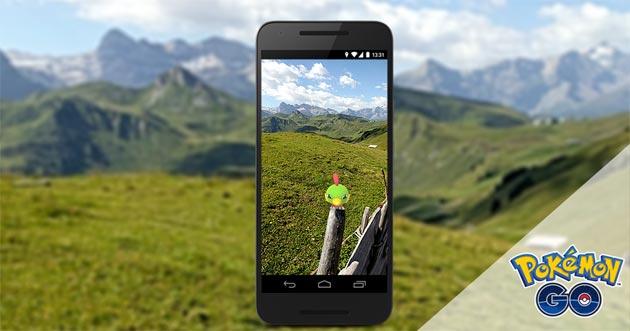Pokemon Go, Niantic lancia concorso fotografico a premi